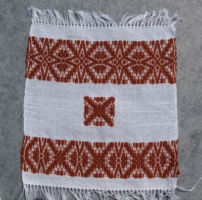 Variations on Overshot Weaving